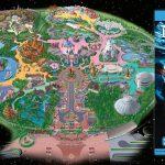 Primer vistazo: al mapa de Star Wars: Galaxy's Edge en el parque Disneyland