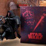 Figura de colección de 1:6 Darth Maul con Sith Speeder – Hot Toys