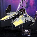 Pieza de Hot Toys– Jedi Starfighter con Anakin Skywalker 1/6 de escala