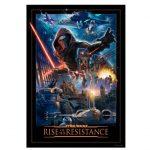Todo lo que tienes que saber de Star Wars: Rise of the Resistance