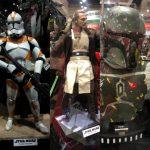 Galería de fotos de Hot Toys / Sideshow durante SDCC 2019