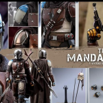 The Mandalorian – Figura coleccionable a escala 1/6 de Hot Toys