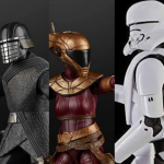 Obi-Wan AOTC, Jettroooer, Zori Bliss y más figuras que vienen en camino