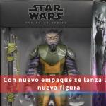 Zeb de la serie 'Rebels' saldrá para la línea Black Series