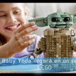 The Child llegará a LEGO