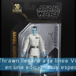 Star Wars The Black Series Archive Collection llegará en 2021