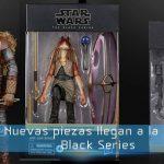 Jar Jar Binks llegará a la línea Black series junto con otras figuras