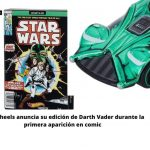 Hot Wheels lanzará a 'Green Darth Vader'