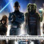 Todo lo que tienes que saber sobre el nuevo poster de Star Wars: Galactic Starcruiser