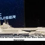Mapa oficial de Star Wars: Galactic Starcruiser